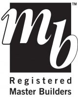 Registered Master Builder Logo
