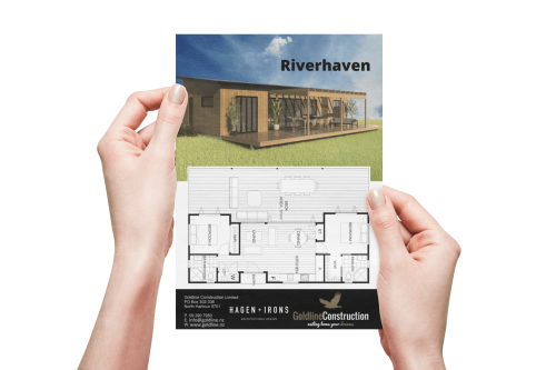 RIVERHAVEN 65m2 Floor Plan